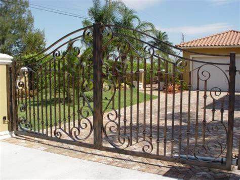 fancy entrance gates driveway gate fancy heavy from entry designs llc in mesa az 85215
