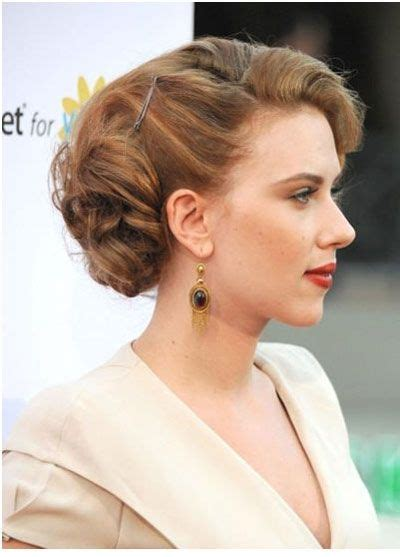 1950s Updo Hairstyles by 5 Updo Hairstyles Updo Chignons And Updos