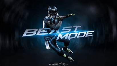 Beast Nfl Lynch Marshawn Football Cool Wallpapers