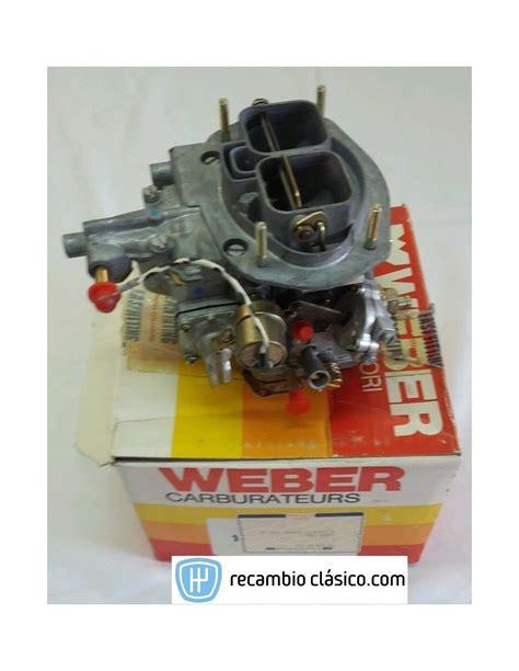 comprar carburador weber  dir renault   copa