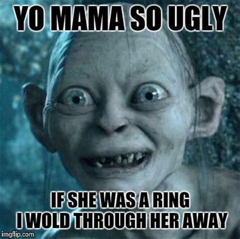 Yo Mama Memes - gollum meme imgflip