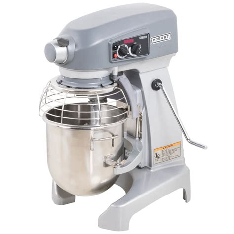 Kitchen Mixer Hobart by Hobart Legacy Hl120 12 Qt Commercial Planetary Stand