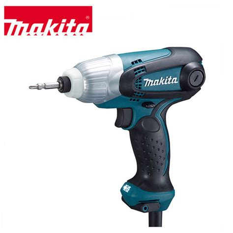 makita td corded impact driver  toolswood