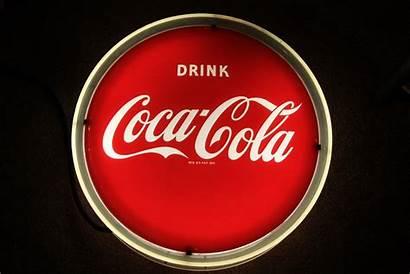 Coke Sign Older