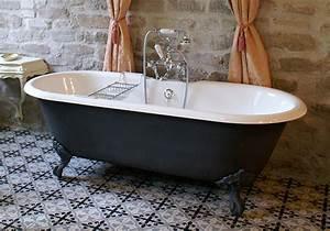 Frei Stehende Badewanne : freistehende badewanne ambiente mediterran ~ Udekor.club Haus und Dekorationen