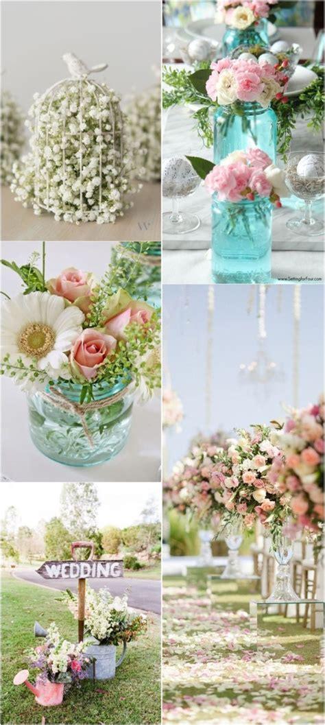 spring wedding color  ideas