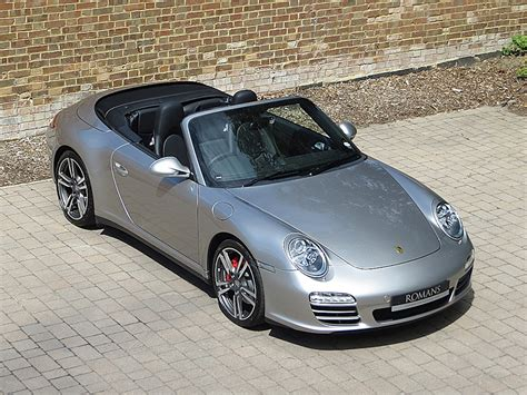A stunning collection of classic porsche 911 for sale at dyler. 2011 Used Porsche 911 (997) Carrera 4S Cab | Silver