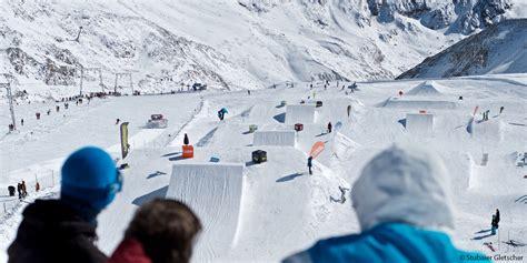 stubaier gletscher infos zum royalen skigebiet  tirol