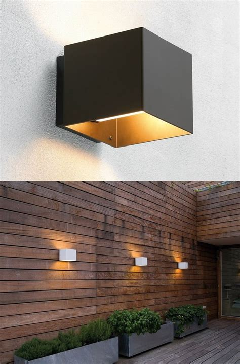 outdoor wall lights to go with aluminium windows google