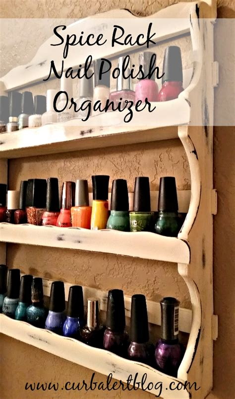 Spice Rack For Nail by 15 Storage And Organization Ideas For Your Bathroom