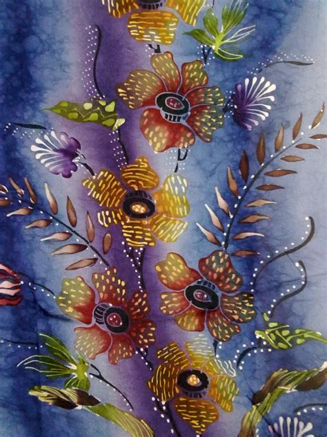 saizue collection batik lukis