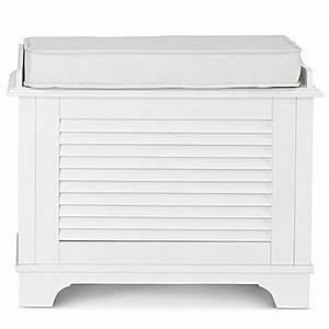 hamper louvered bench jcpenney perfect for caroline39s With bathroom bench hamper