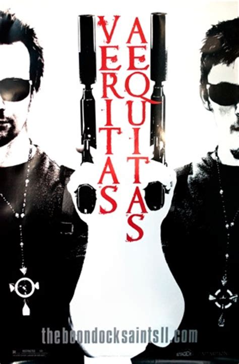 boondocks saints poster
