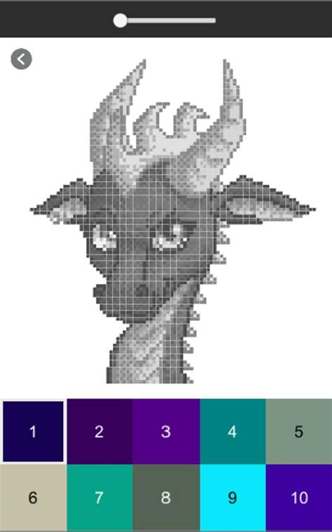 dragon coloring pages dragon color  number  android