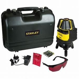 Niveau Laser Stanley : kit niveau laser multiline sml cible lunettes ~ Melissatoandfro.com Idées de Décoration