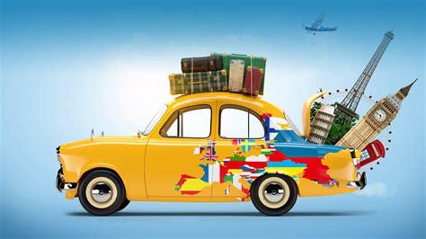 travel bureau car most travel destination