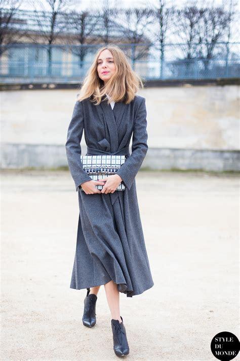 Candela Novembre by Fashion Week Fw 2014 Style Candela Novembre