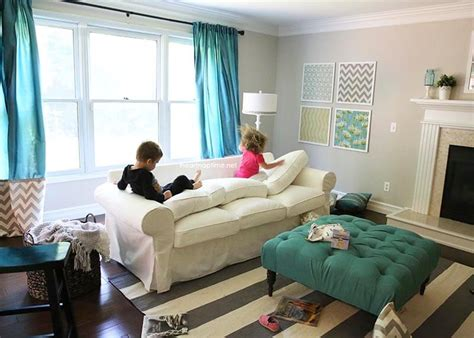 Living Room Paint Makeovers by 30 Day Living Room Makeover I Nap Time