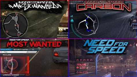 With great heat comes great responsibility… to keep your brakes cool. Heat (Police) Levels in NFS Games - 4kUHD - YouTube