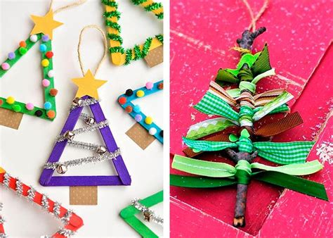 christmas crafts  children  original