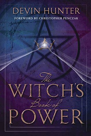 witchs book  power  devin hunter