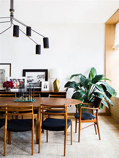 royal mid century modern dining room decor ideas for the