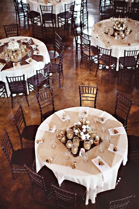 rustic table linens for weddings rustic outdoor wedding ideas burlap table linens