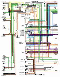 Wiring Diagram For 67 Chevelle  Wiring  Free Engine Image For User Manual Download