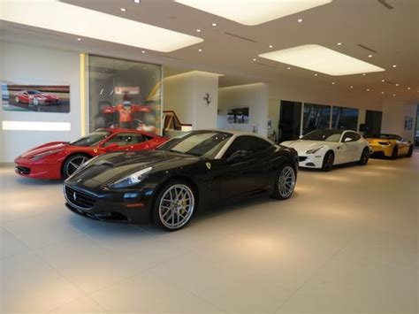Scottsdale Ferrarimaserati Car Dealership In Scottsdale