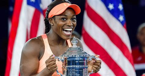 sloane stephens just won a lot of money at the u s open but reaction is priceless anith