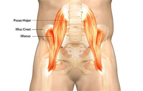 Hip Flexor Muscle Strain Injury Guide - Body Pain Tips