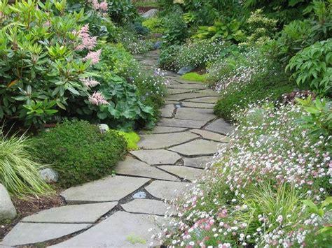 flagstone pathways photos flagstone path garden paths pinterest