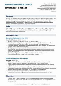 Executive Assistant To Ceo Resume Executive Assistant To The Ceo Resume Samples Qwikresume