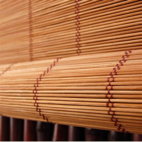 integrated pull home decoration bamboo shutter buy