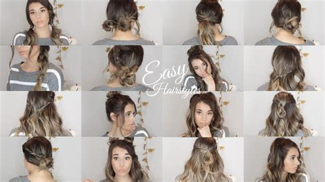20 Quick & Easy Fall/winter Hairstyles Easy Hairstyles Using Flat Iron Ways To Make Your Hair Curly Overnight With Wet 2 Light Golden Brown Color Images Medium Bob For Straight Hairstyle Song Bubble Guppies Dark Red Dye Male How Shiny And Healthy Looking Find Perfect Shade