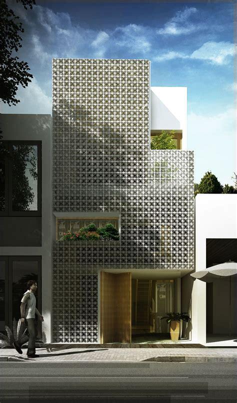 Moderne Schmale Häuser by 50 Schmale Los H 228 User Die Ein D 252 Nnes 196 U 223 Eres In Etwas