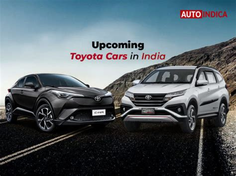 Upcoming Toyota Cars In India 2019-2020