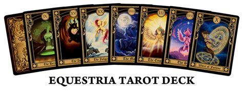arcana deck 2017 cards equestria tarot deck major arcana by