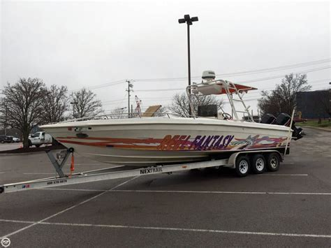 Used Scarab Sport Boats For Sale by 1988 Used Scarab Sport 30 High Performance Boat For Sale