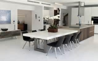 restaurant kitchen furniture custom concrete kitchen dining tables trueform