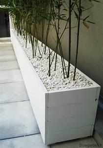 Bac Plantes Exterieur Castorama : bacs plantes bois sur mesure marseille ~ Dailycaller-alerts.com Idées de Décoration