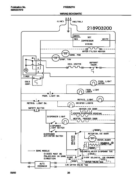 maker in refrigerator wiring diagram kenmore fridge