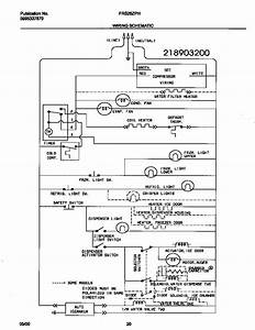 Diagram Frigidaire Gallery Refrigerator Wiring Diagram Full Version Hd Quality Wiring Diagram Diagramschapa Tomari It