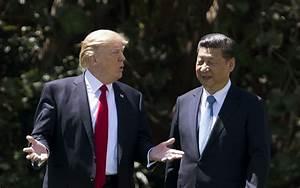 Trump drops China bashing during warm Xi summit — World ...