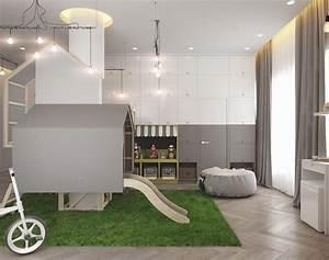 chambre denfants des reves idees de design et decoration With chambre d enfant design