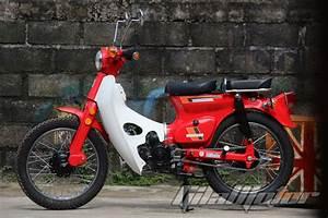 Modifikasi Honda Astrea Grand   Jadi Makin Tua