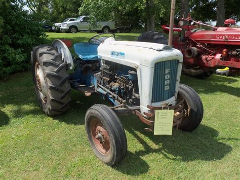 17 best about ford tractor on tractors dads and 4x4