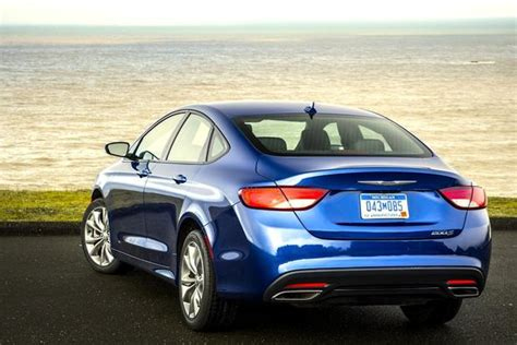 chrysler  fuel economy figures officially released
