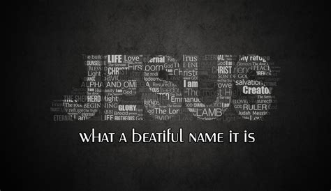 What A Beautiful Name It Is  Wake Up and Live (Episode 17