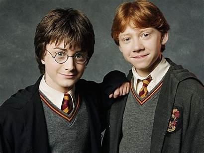 Ron Weasley Harry Potter Hermione Warner Bros